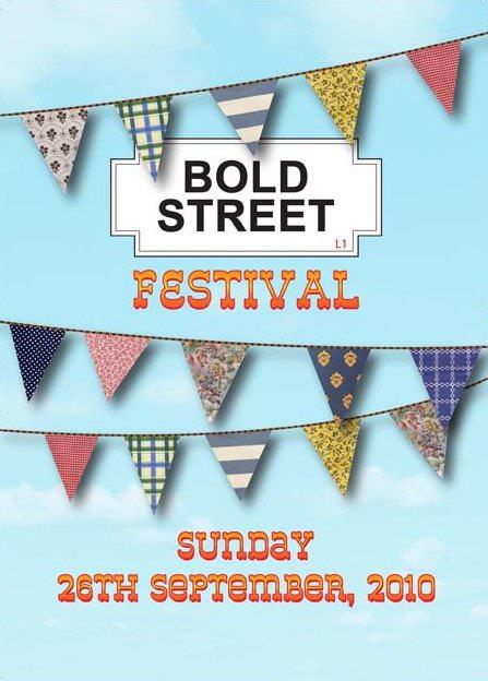 The Bold Street Festival 2010