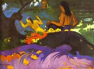 Things To See: The Gauguin Exhibit at The Tate