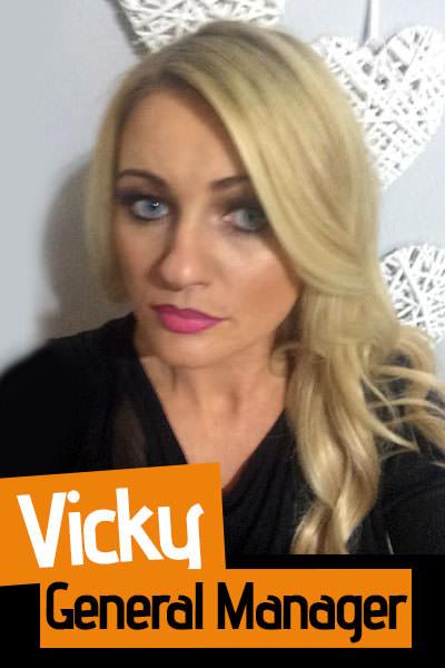 Vicky Hay