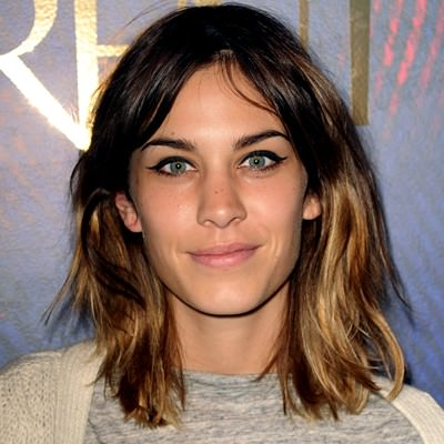 Hair Styling on Ombre And Dip Dye Alexa Chung Ombre Hair     Voodou Hairdressing