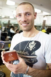 Product of the week with Gavin Dixon (Voodou for Him): American Crew Boost Powder