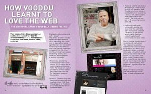 Salon Website voodou