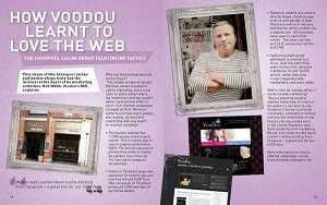 Salon Website voodou