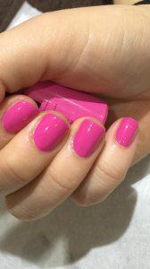 manicure in liverpool beauty salon