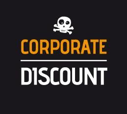 Corporate Discount