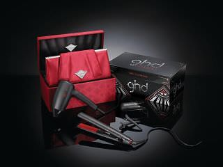 Scarlet collection GHD styler