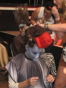 Liverpool stylist of the year 2012