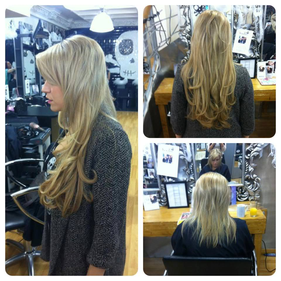 Easilocks Hair Extensions Voodou Hairdressing Liverpool