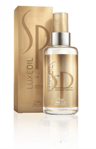 Wella SP Luxe Oil Voodou Hairdressing Liverpool