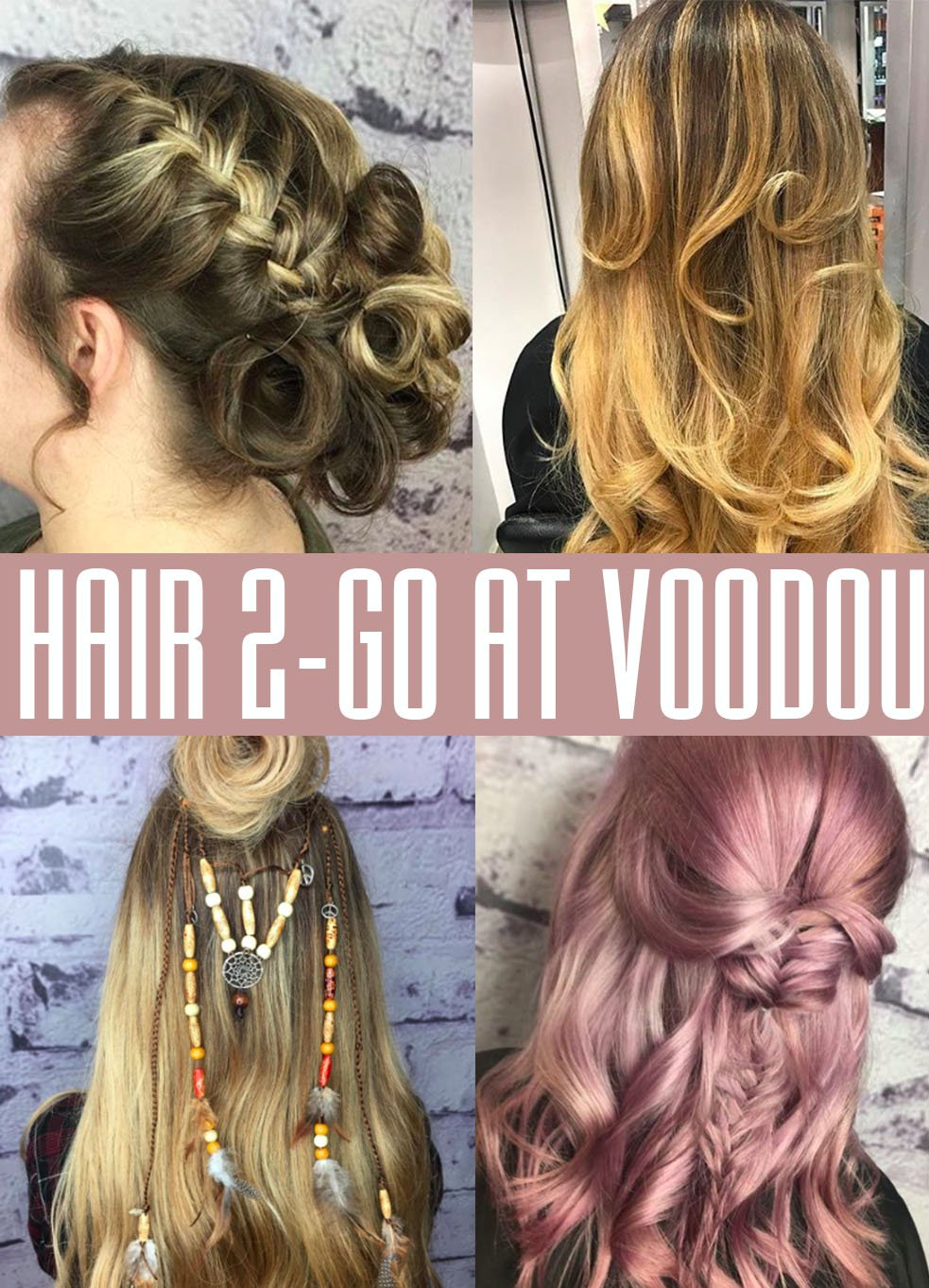 Hair 2-Go at Voodou