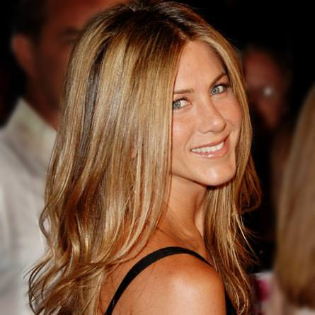 Jennifer aniston honey blonde hair colour: www.voodou.co.uk/latest-news/blonde-hair-colour