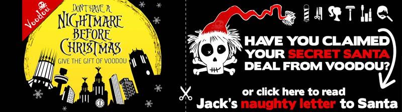 Jack's Christmas list 2013