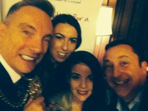 Voodou Liverpool Oscars Selfie