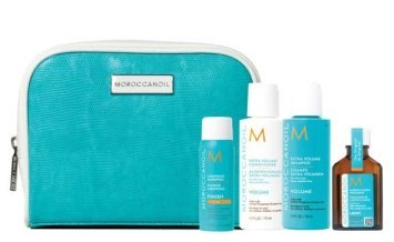 Moroccanoil pack for Voodou