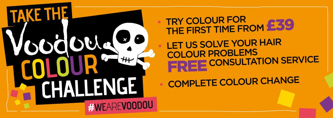 The Voodou Colour Challenge