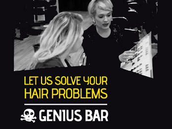 Solving your hair problems at The Voodou Genius Bar