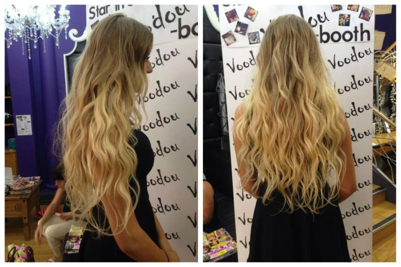 Hippy Hair Extensions Voodou Liverpool Hair Salons