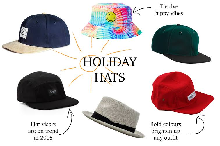 holiday hats for men