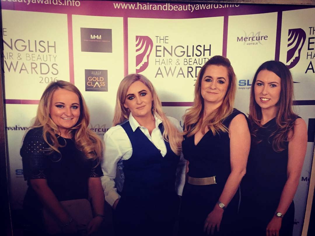 WINNER – English Hair & Beauty Awards