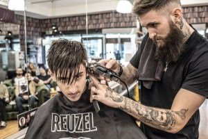 Voodou Play Host To Great British Barber Bash