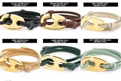 Brummel Hook Wristbands