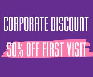 corporate discount at voodou liverpool salons
