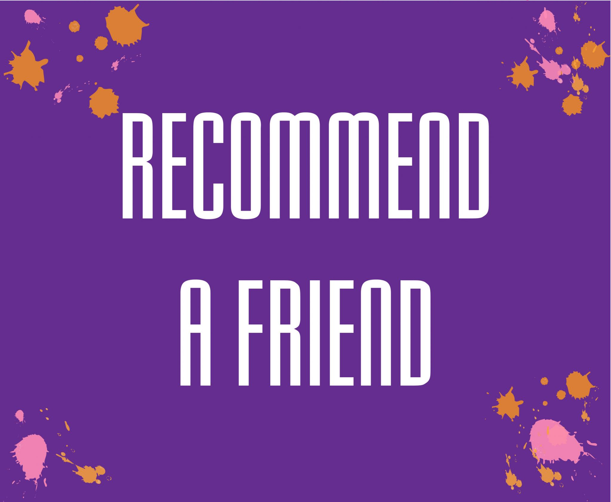 Recommend a Friend Discounts