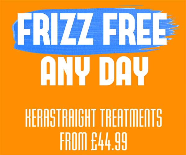 Frizz Free & Smoothing