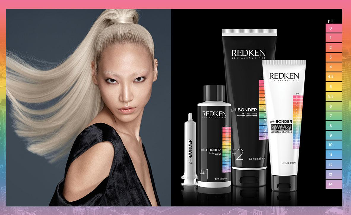 Redken pH bonder, Redken products at Voodou Liverpool hairdressers