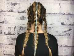 festival hair ideas 2017 at voodou liverpool hair salons