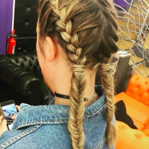 braids at voodou liverpool hair salon