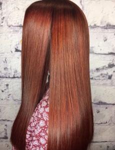 Autumn Hair by Voodou Liverpool - Award Winning Hair Salon