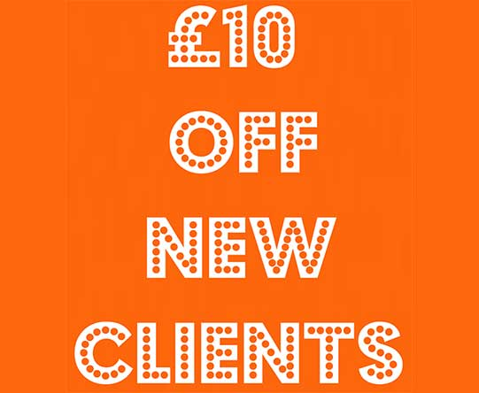 New Client Discounts !!