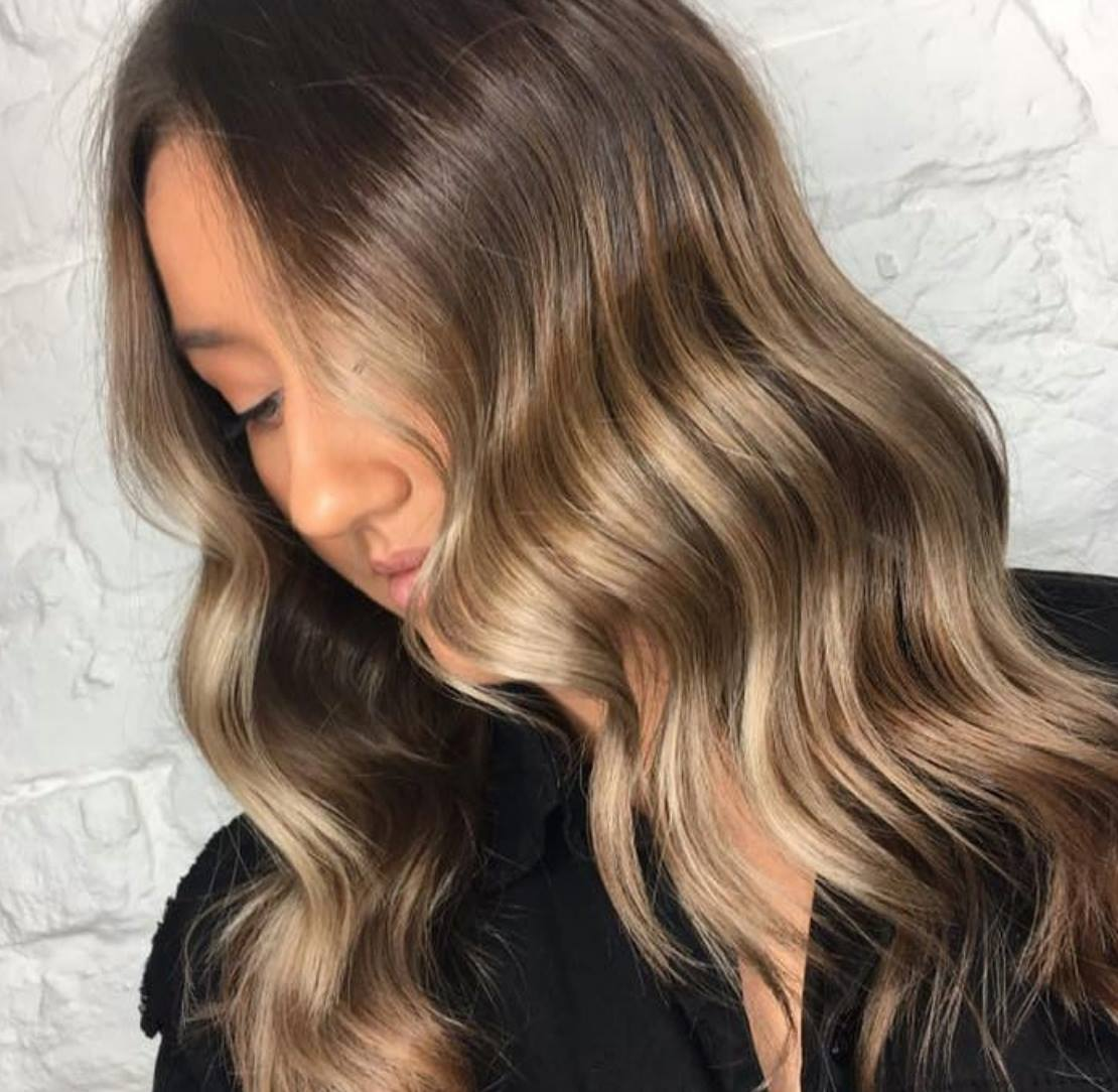 Balayage Colour Voodou Hairdressers Liverpool