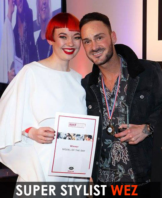 Meet Super Stylist Wez Parry at Voodou Hair Salon in Bold Street, Liverpool