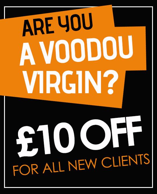 Voodou Virgin Offers