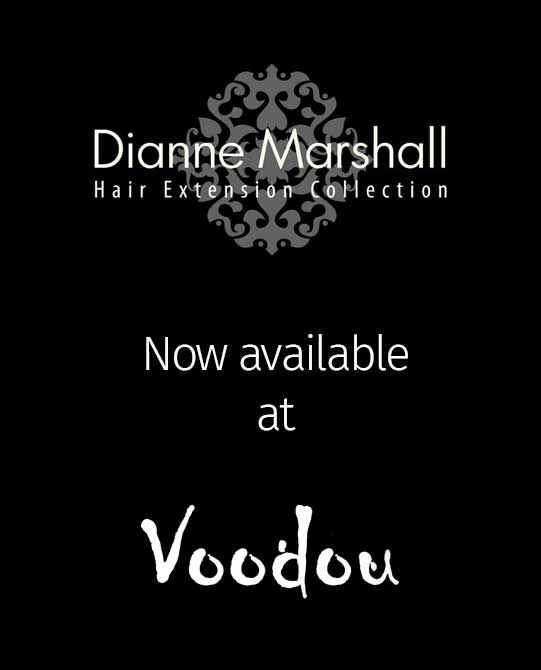 Dianne Marshall HairExtensions Collaborate with Voodou