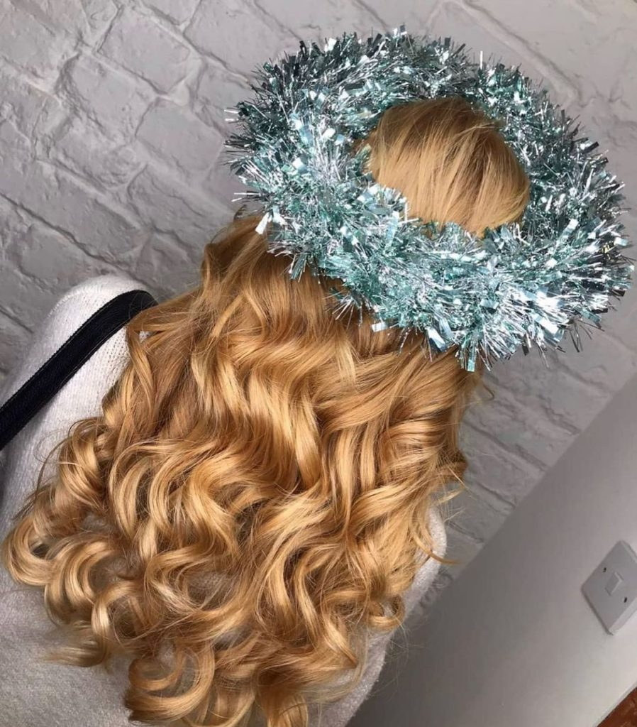 Christmas Party Hair Voodou Salons Liverpool