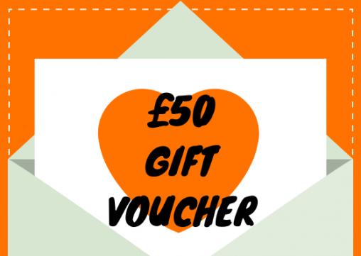 £5.00 Christmas Gift Voucher