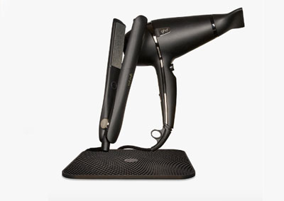 Gold Professional Styler & Air Professional Hairdryer