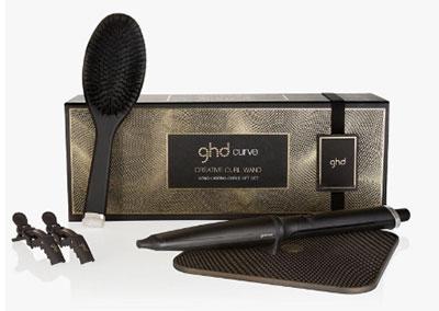 GHD Curve Soft Curl Wand Gift Set
