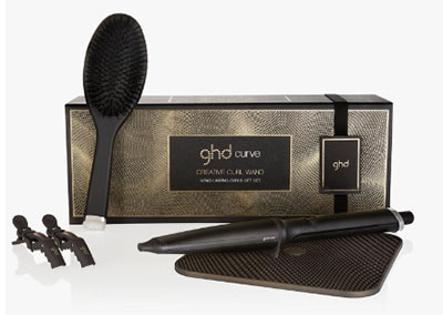 GHD Curve Soft Curl Wand Gift Set