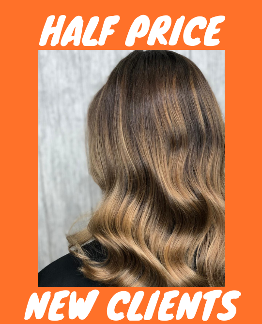 New Clients Half Price !