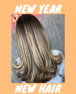 New Years Hair Resolutions for 2019