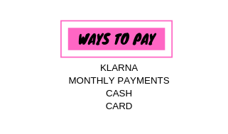 WAYS TO PAY 1