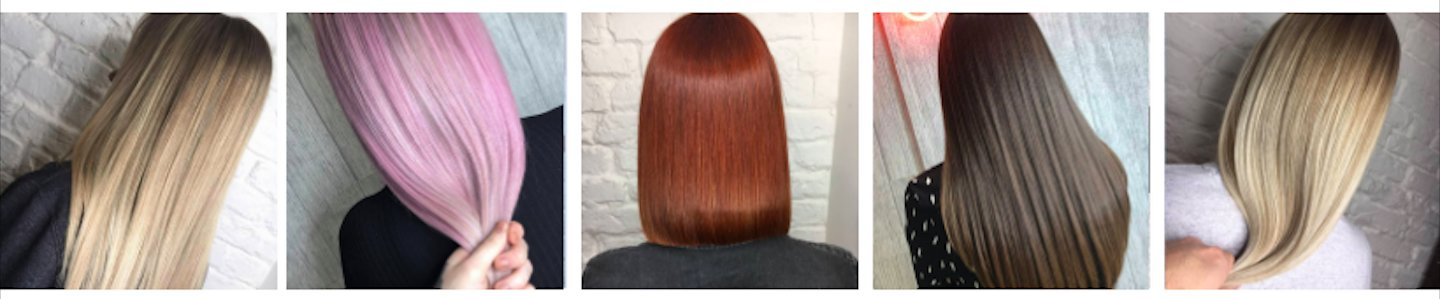 Kerastraight hair smoothing at Voodou salons in Liverpool