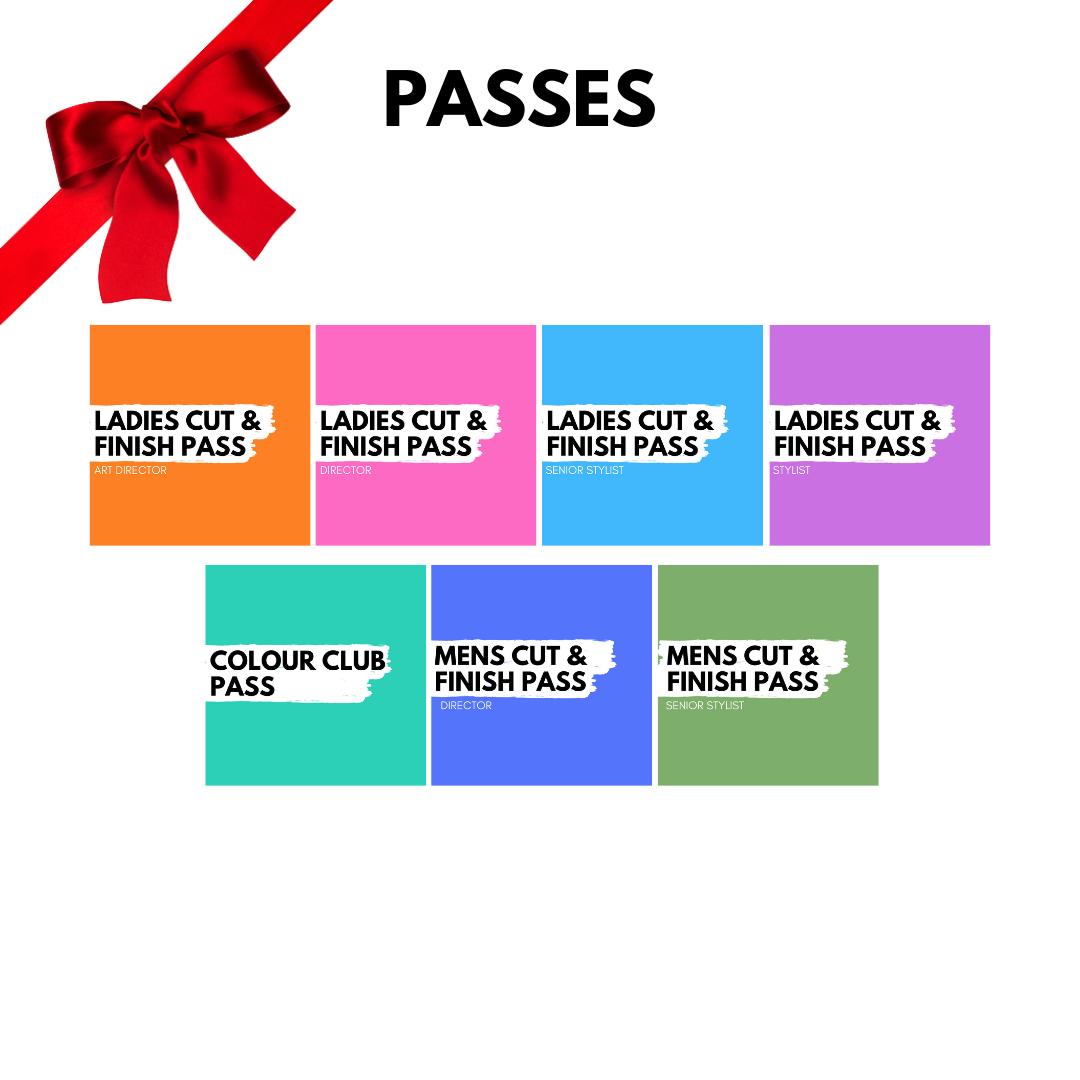 Voodou Membership Passes