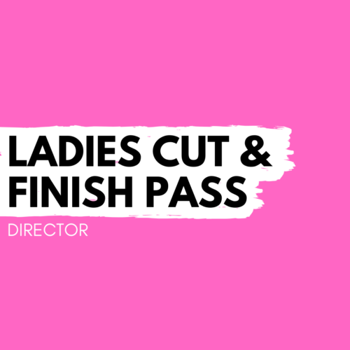 ladies cut and finish director
