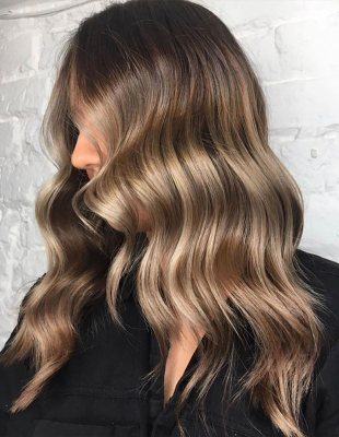 Balayage Hair Trends Voodou Salons in Liverpool