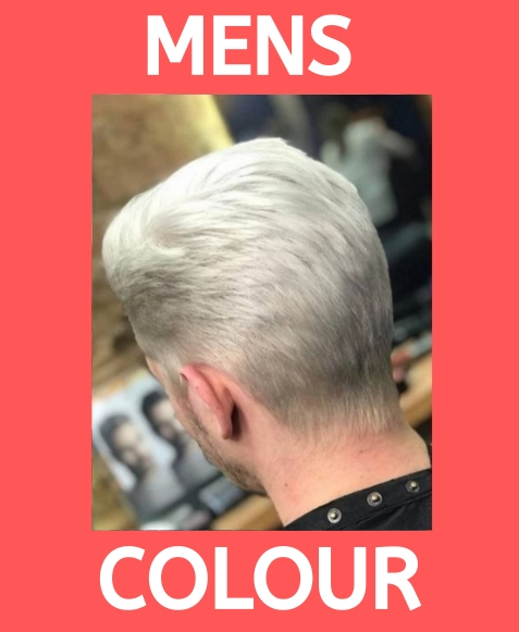 Gents Hair Colour